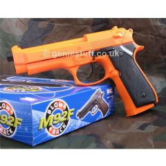 Electric M92F UM651 Semi Auto Airsoft BB Gun